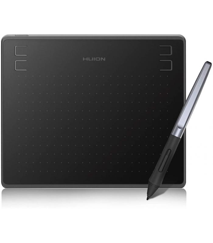 HUION HS64 Red Graphics Drawing Tablet