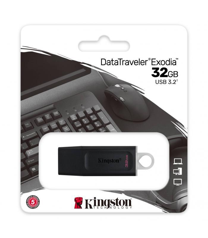 Kingston DataTraveler Exodia 32GB USB Flash
