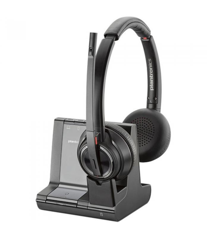 Plantronics Savi 8220 Binaural Wireless Headset System