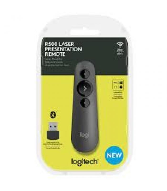 LOGITECH Laser Presentation-R500