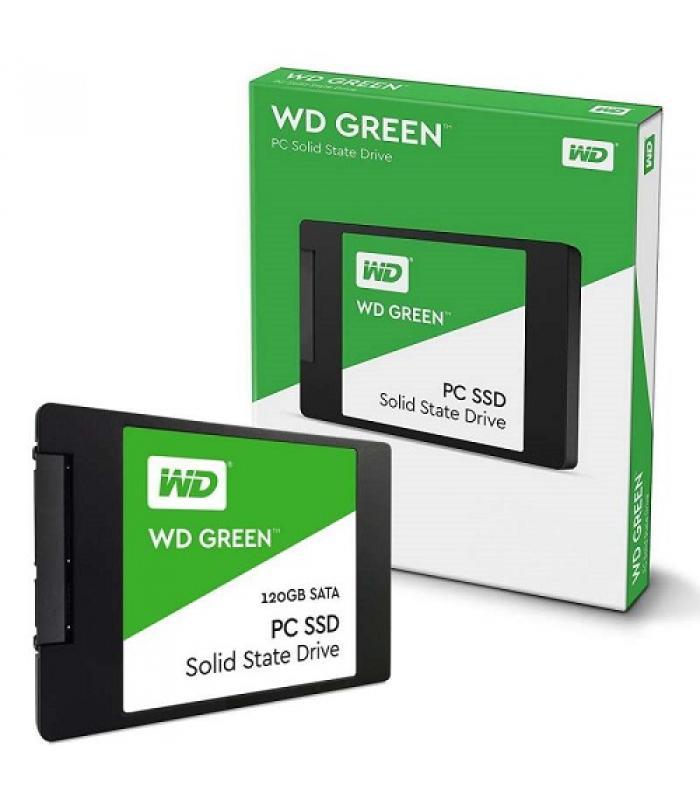 Western Digital SSD 240GB Green