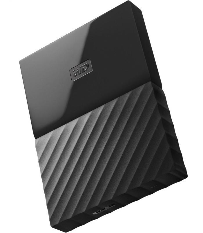 WD My Passport 2TB External Hard Drive USB 3.0