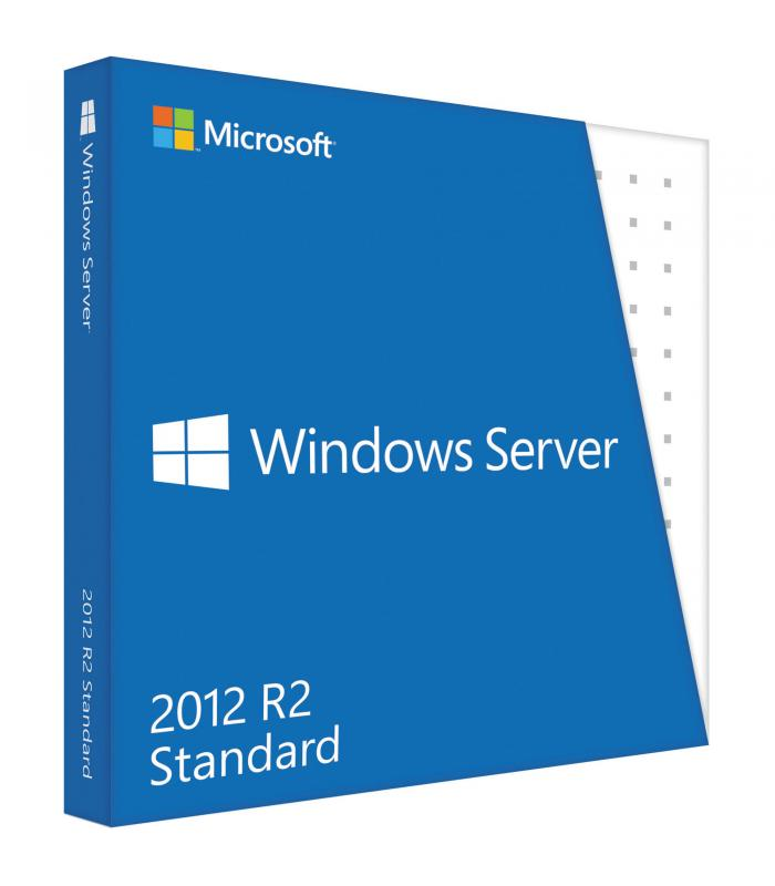Microsoft Windows Server Standard 2012 R2