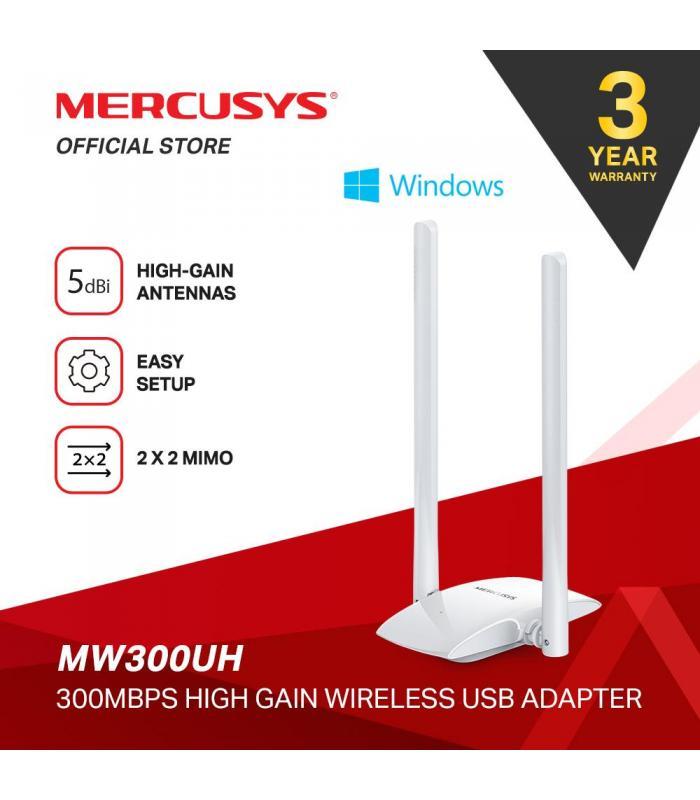 Mercusys MW300UM WIRELESS USB Adapter