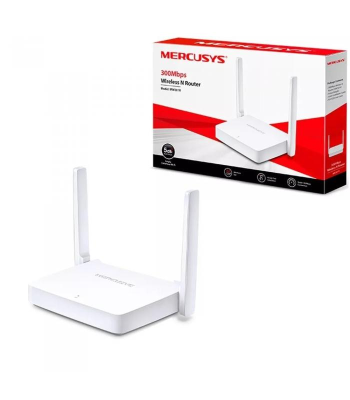 Mercusys MW305R WIRELESS N 300  ROUTER