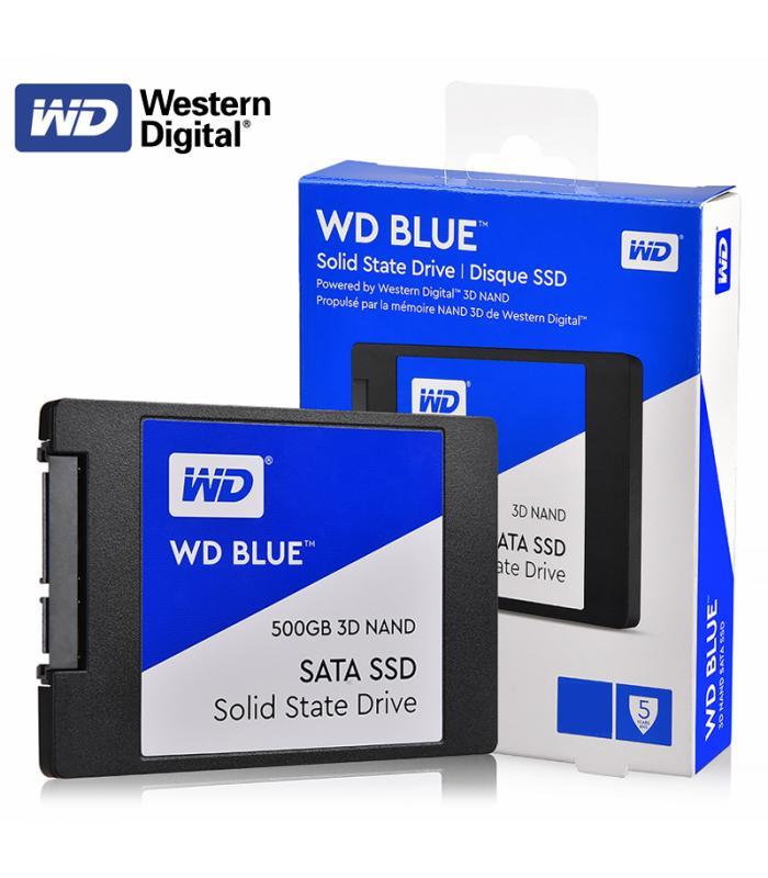 Western Digital SSD 2TB 3D NAND Blue