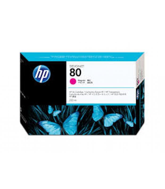 Cartridge HP Inkjet No 80 Magenta