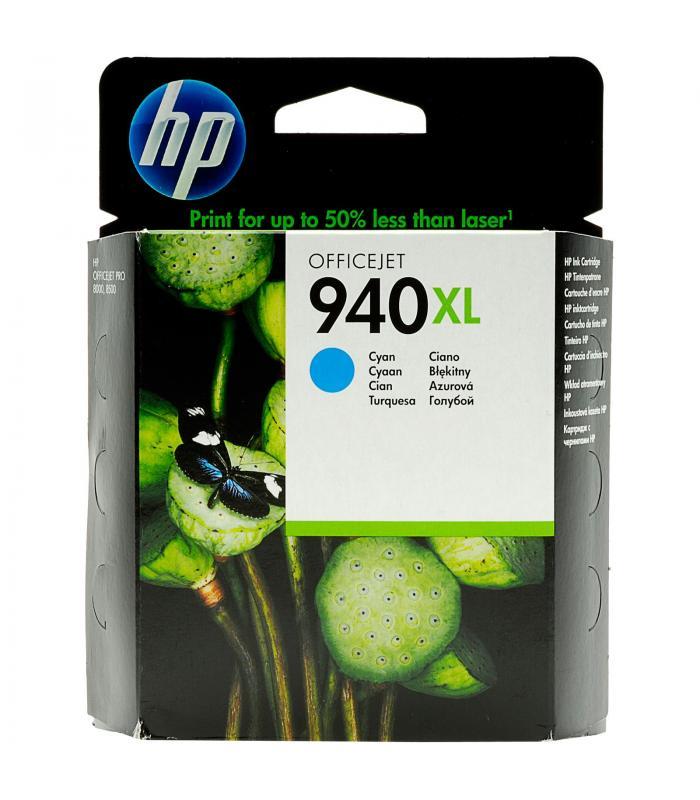 Cartridge HP Inkjet No 940 XL Cyan