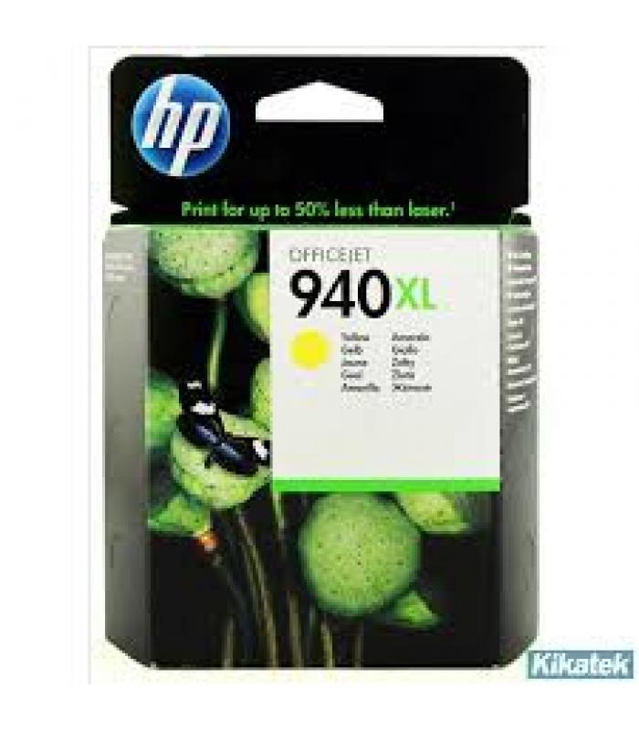 Cartridge HP Inkjet No 940 XL Yellow