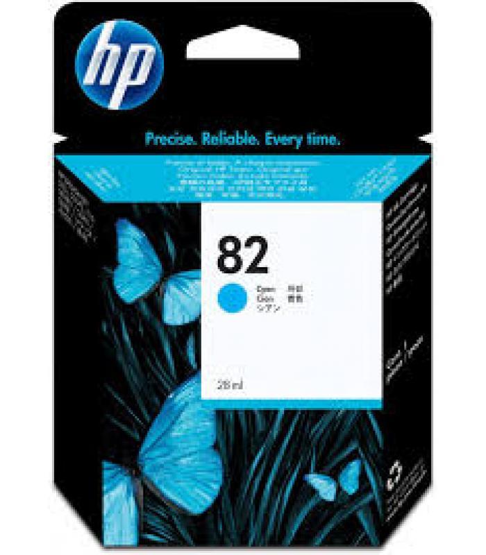 Cartridge HP Inkjet No 82 Cyan