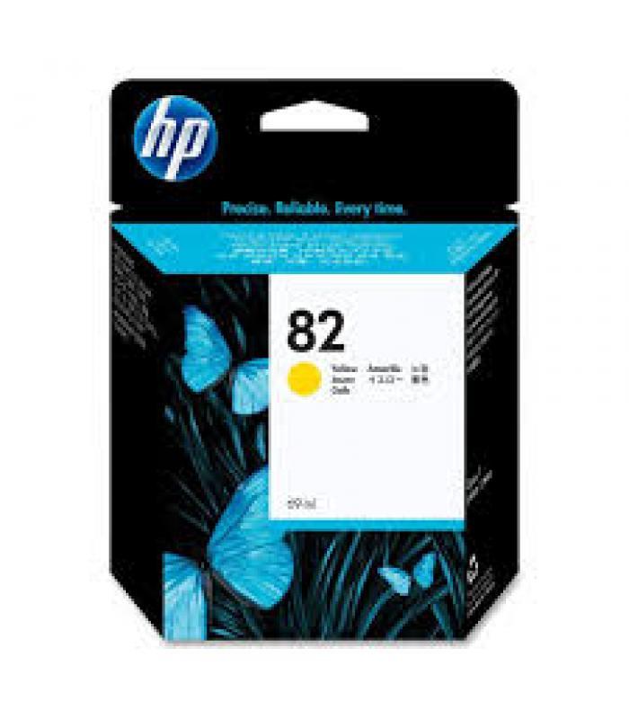 Cartridge HP Inkjet No 82 Yellow