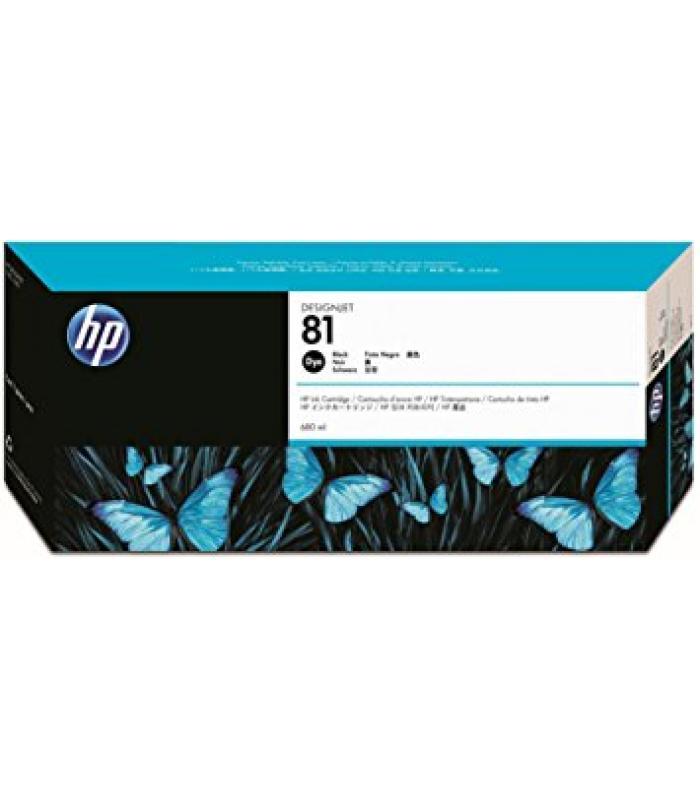 Cartridge HP No 81  3-Black