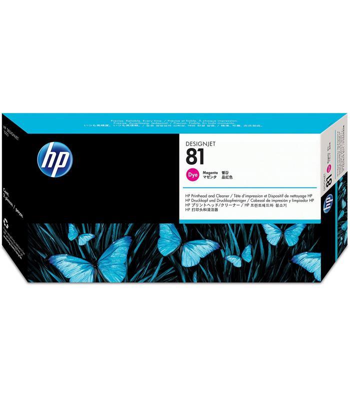Cartridge HP No 81 Magenta