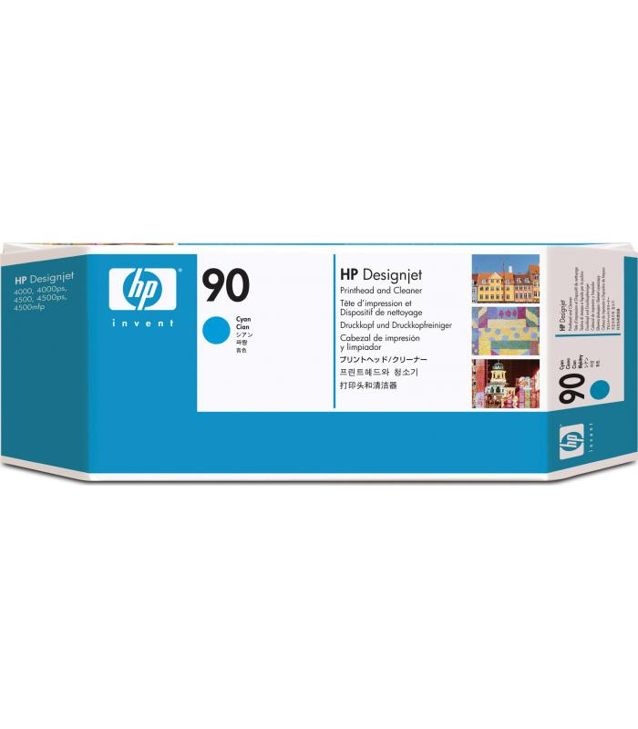 Cartridge HP Inkjet No 90 Cyan