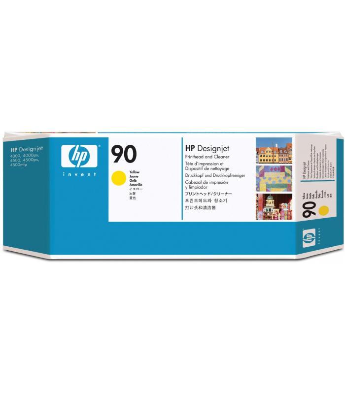 Cartridge HP Inkjet No 90 Yellow