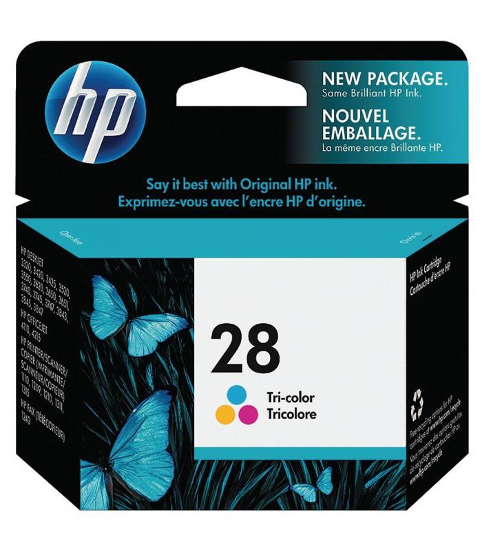Cartridge HP Inkjet No 28 Colour