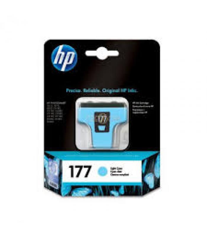 Cartridge HP Inkjet No177 Light Cyan