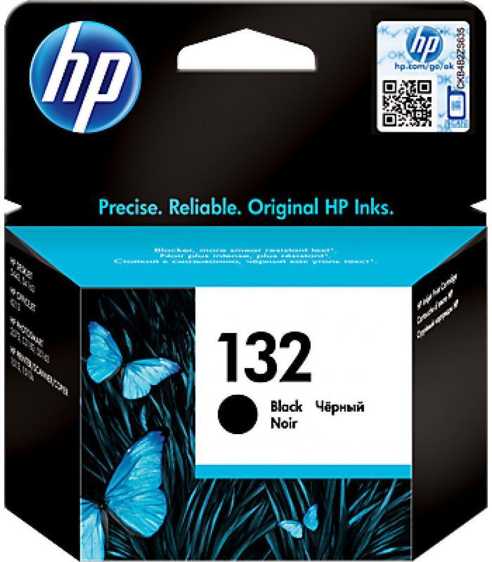 Cartridge HP 132 Tri-Black Ink
