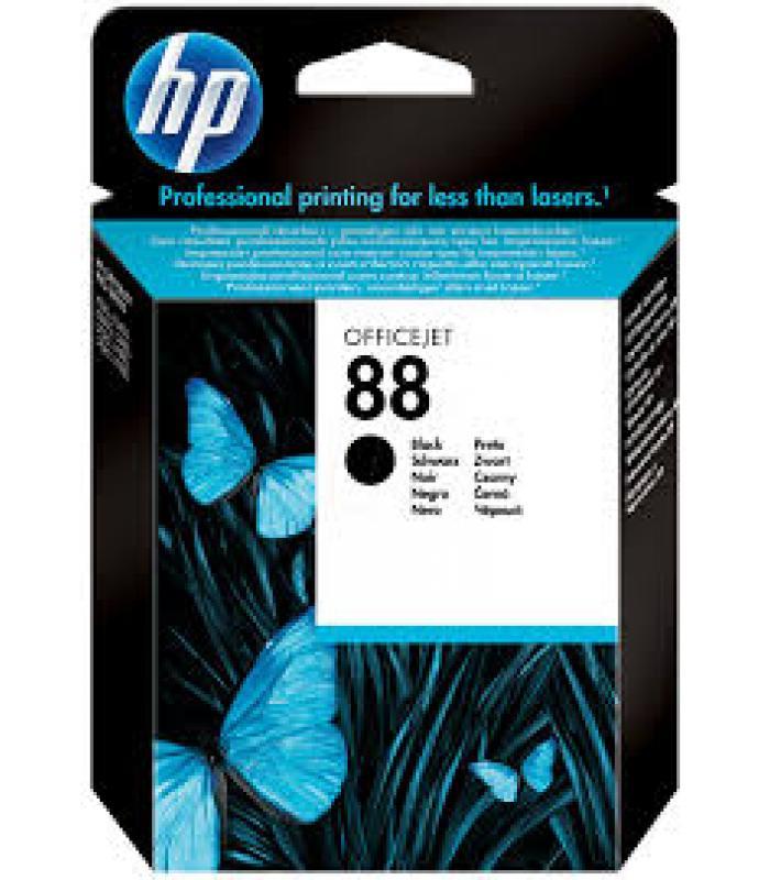 Cartridge HP Inkjet No 88 Black