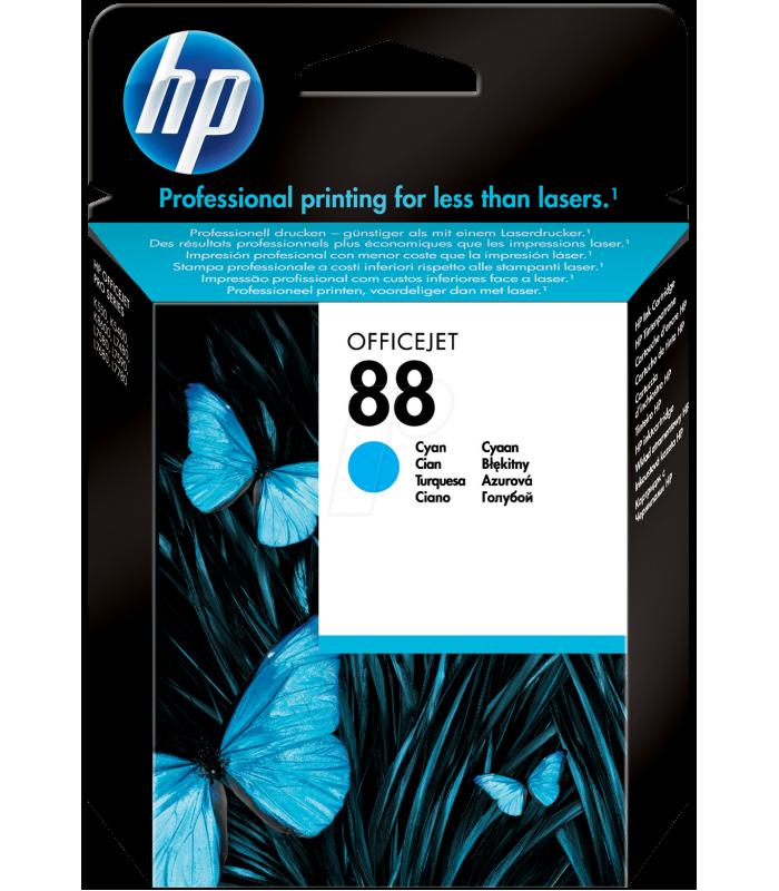 Cartridge HP Inkjet No 88 Cyan