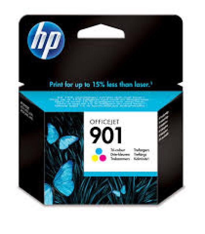 Cartridge HP Inkjet No 901 Tri-Colour