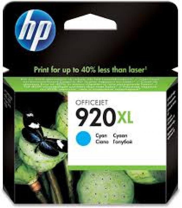 Cartridge HP Inkjet No 920 XL Cyan