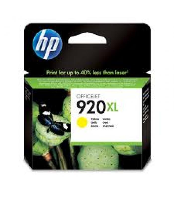 Cartridge HP Inkjet No 920 XL Yellow