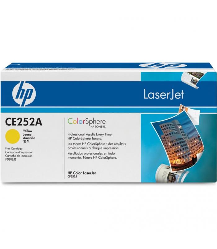 Cartridge HP Laser No 504A Yellow