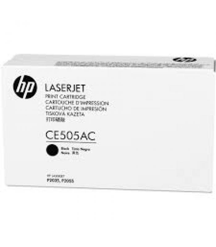 Cartridge HP 05AC Black