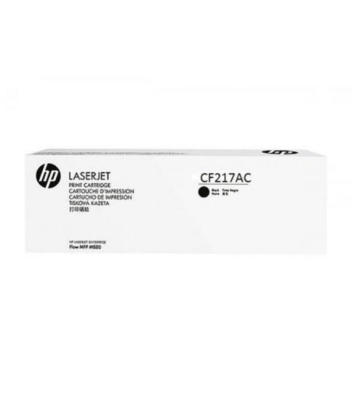 Cartridge HP CF217AC Black
