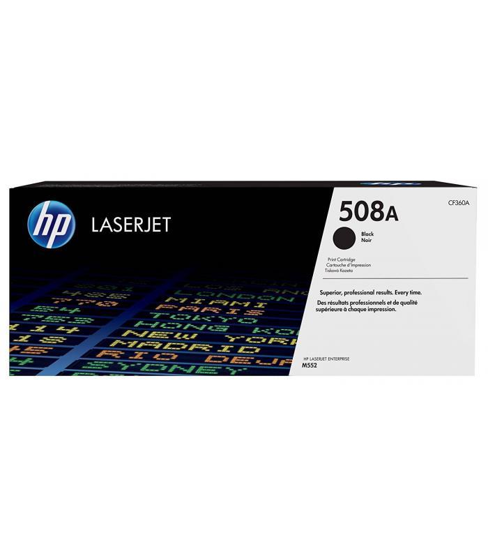 Cartridge HP Laser No 508A Black