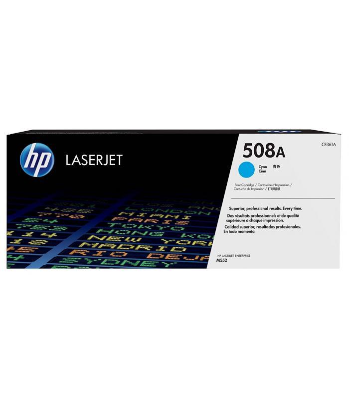 Cartridge HP Laser No 508A Cyan