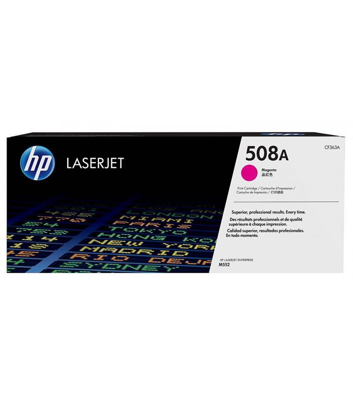 Cartridge HP Laser No 508A Magenta