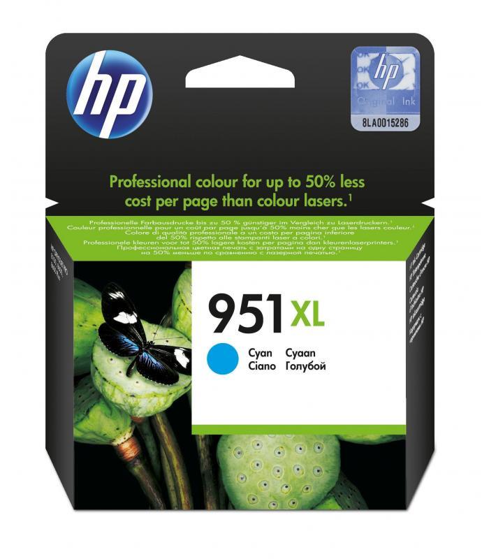 Cartridge HP Inkjet No 951 XL Cyan