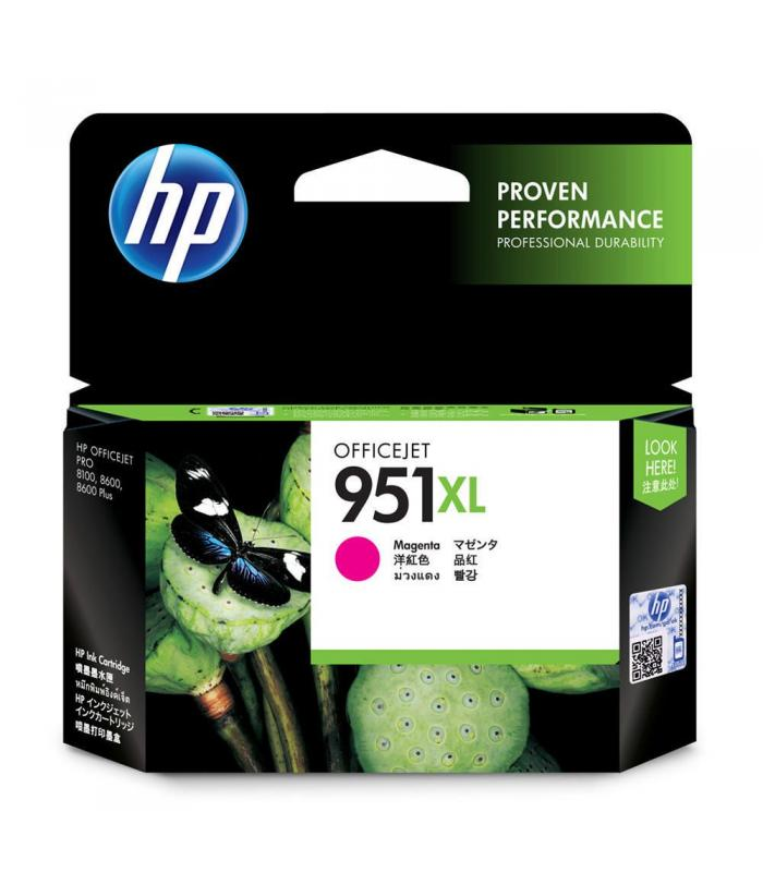 Cartridge HP Inkjet No 951 XL Magenta