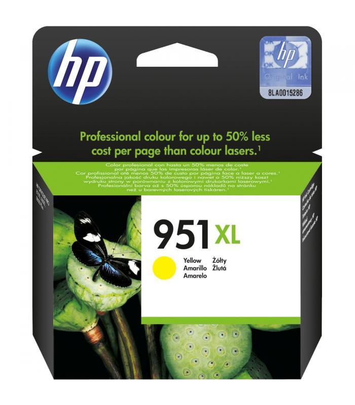 Cartridge HP Inkjet No 951 XL Yellow