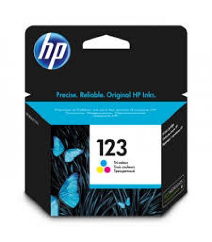 Cartridge HP 123 Color Original Ink