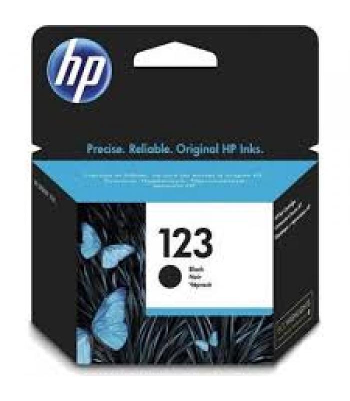 Cartridge HP 123 Black Original Ink