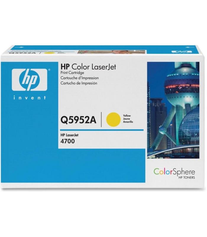 Cartridge HP Color for LJ 4700 Yellow