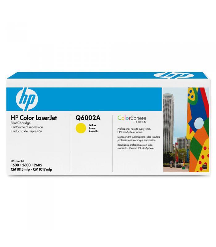 Cartridge HP Laser 124A Yellow