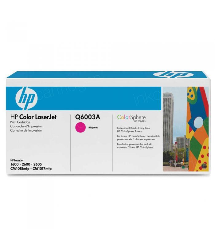 Cartridge HP Laser 124A Magenta