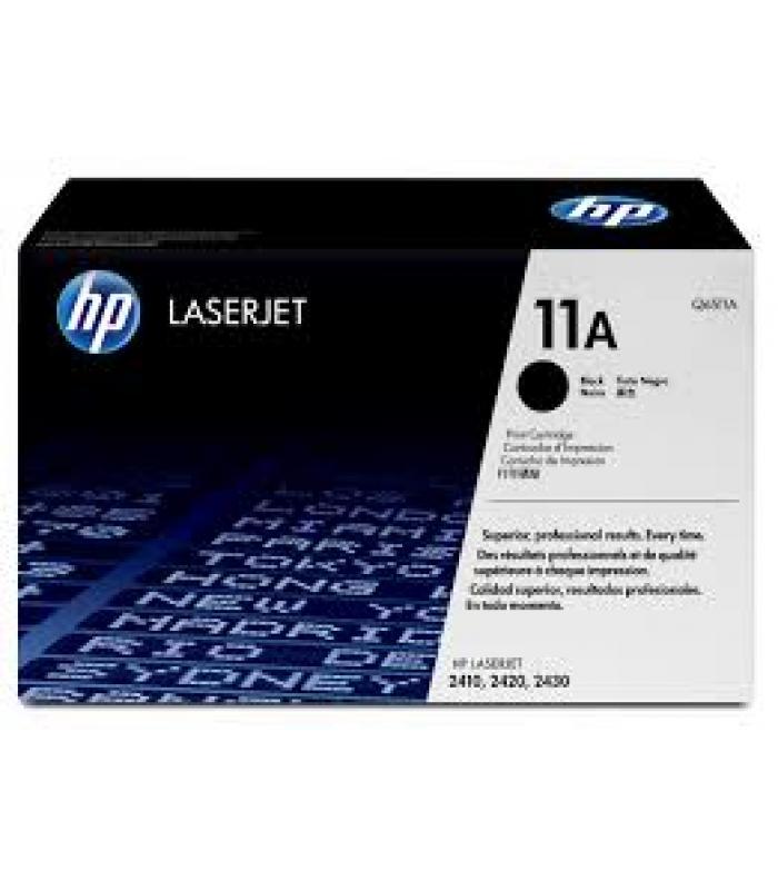 Cartridge HP TONER 11A BLK