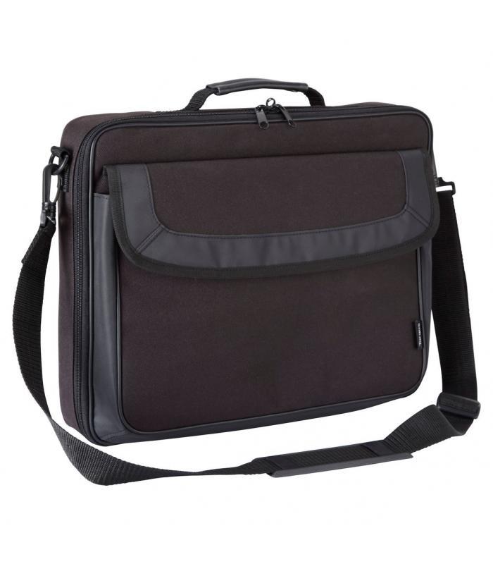 "Targus Classic 15-15.6"" Clamshell Laptop Bag - Black"