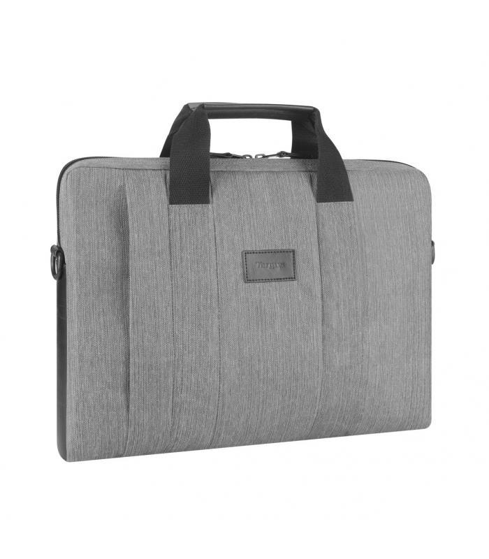 """Targus CitySmart 16"""" Laptop Slipcase - Grey"""