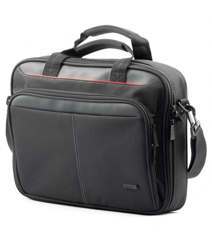"Targus Classic 12-13.4"" Clamshell Laptop Bag - Black"
